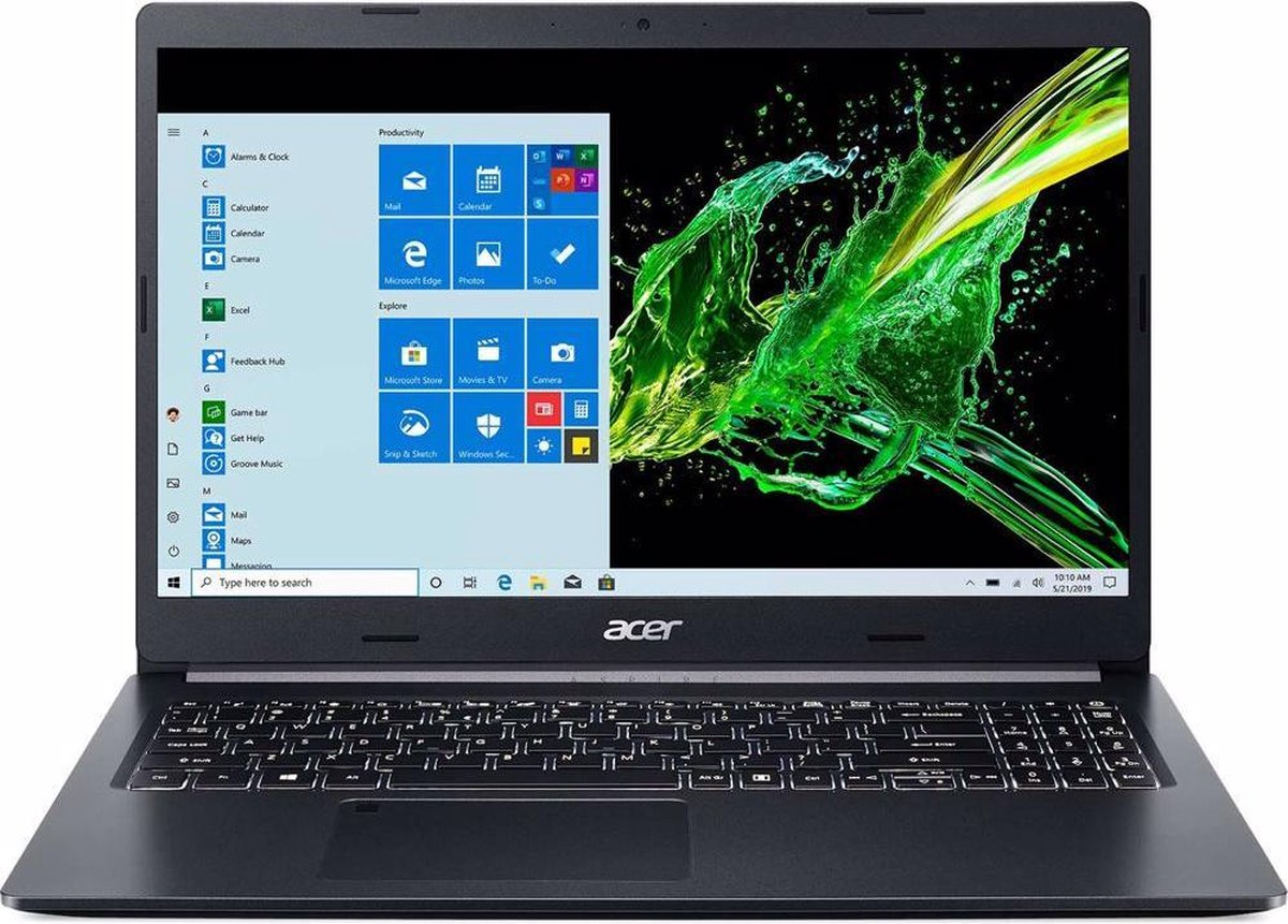 Acer Aspire A515 - 15 inch - Laptop