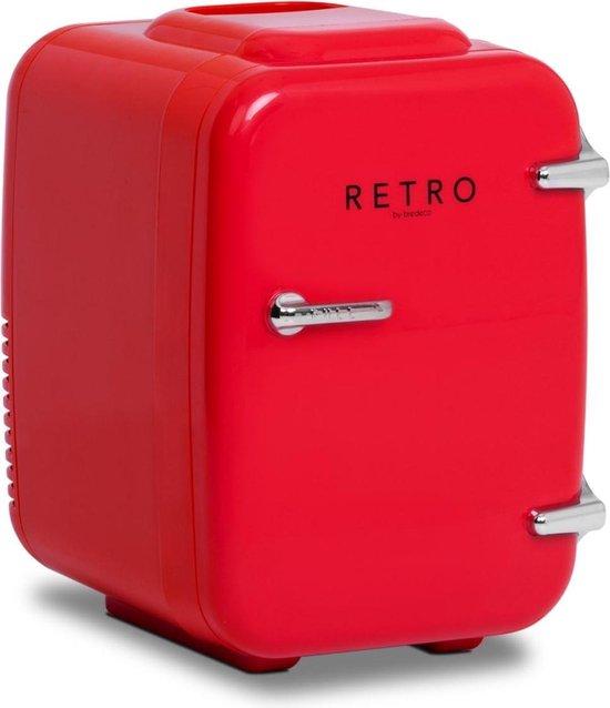 Koelkast: bredeco Mini koelkast - 4 L, van het merk Bredeco