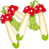 Simply for kids Springtouw paddenstoel