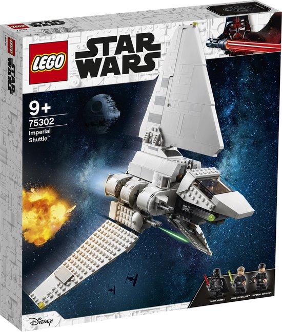 LEGO Star Wars Imperial Shuttle -75302