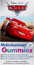 Disney Cars multivitamine gummies - 60 stuks - multivitamines en mineralen supplement kinderen