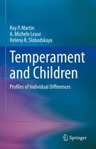 Omslag Temperament and Children