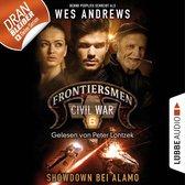 Omslag Frontiersmen: Civil War, Folge 6: Showdown bei Alamo (Ungekürzt)