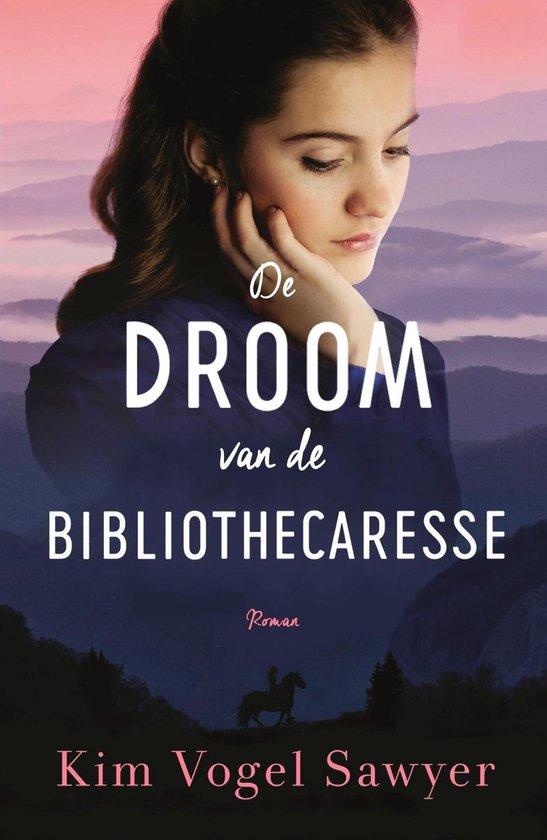 Boek cover De droom van de bibliothecaresse van Kim Vogel Sawyer (Onbekend)