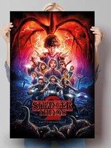 Stranger Things seizoen 2 - Poster 61 x 91.5 cm