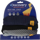 Motorkol col Oxford Discovery Adventures 3 Pack - Pinstripe Edition