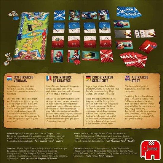 Thumbnail van een extra afbeelding van het spel Spies & Lies - A Stratego Story