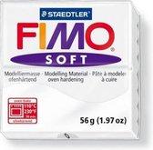 Fimo Soft wit 57 Gram 8020-0