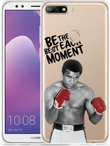 Huawei Y7 2018 Hoesje Be the Best