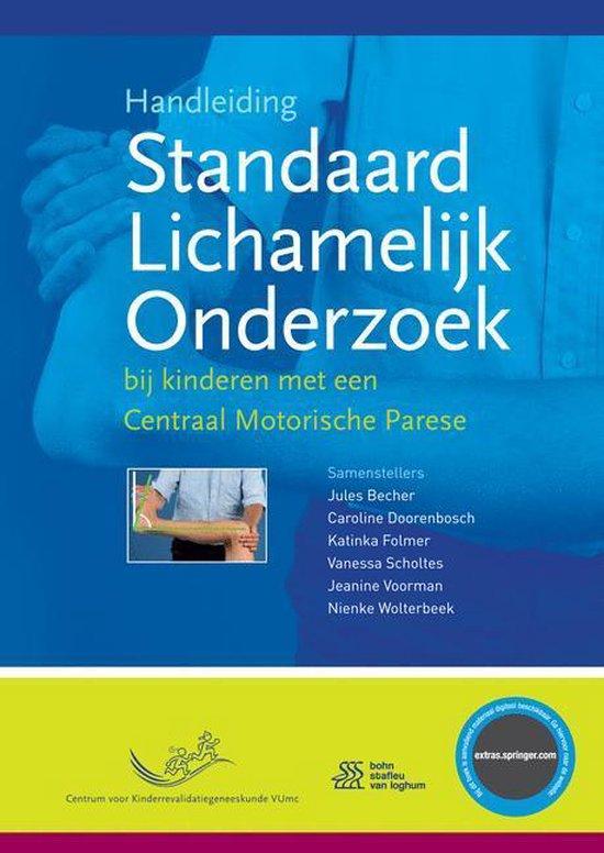 Handleiding standaard lichamelijk onderzoek i - none  