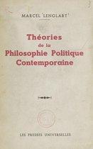 Théories de la philosophie politique contemporaine