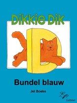 Boek cover Dikkie Dik - Bundel blauw van Arthur van Norden