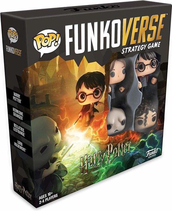 Pop! Funkoverse Strategy Game: Harry Potter BORDSPELLEN