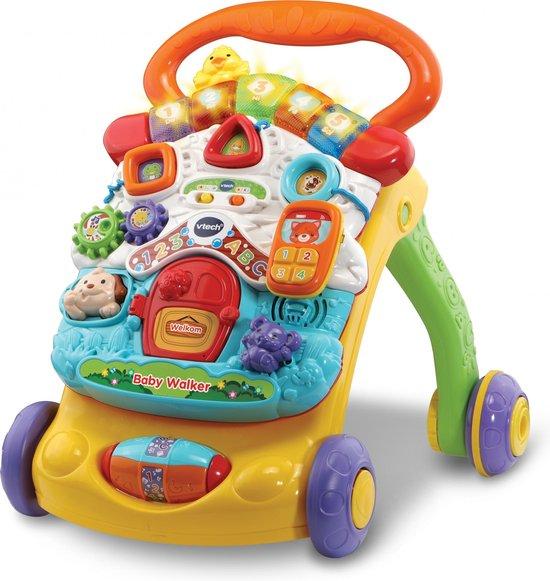 Afbeelding van VTech Baby Walker - Loopwagen speelgoed