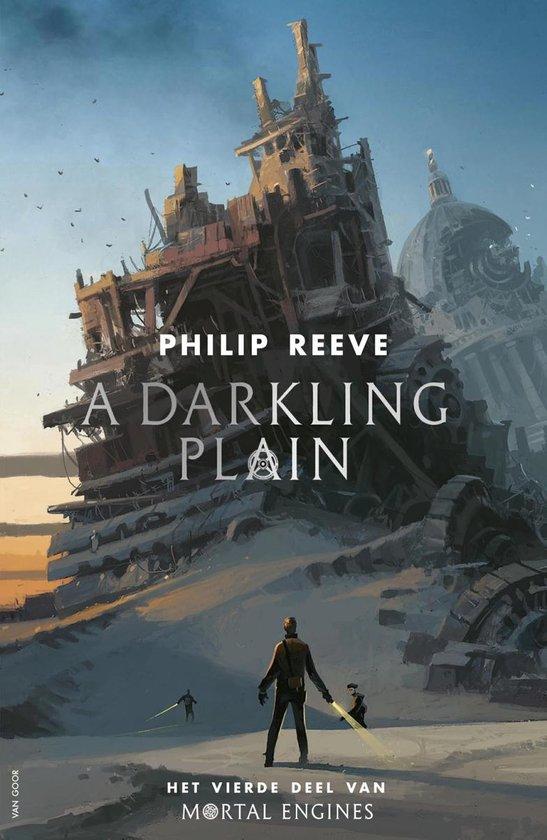 Mortal Engines 4 - A darkling Plain - Philip Reeve |