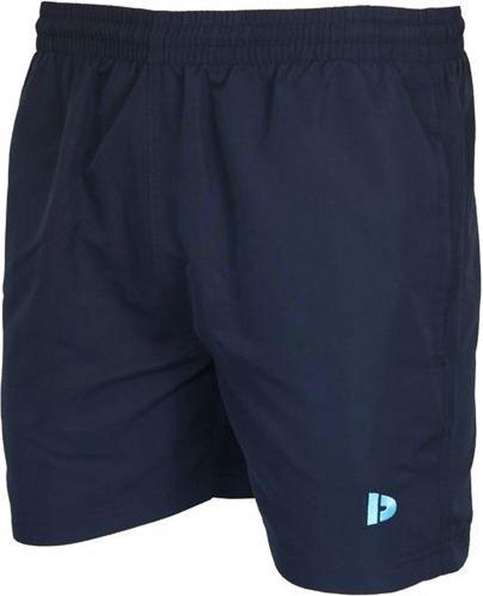 Donnay Zwemshort kort - Sportshort - Heren - Maat 4XL - Donkerblauw