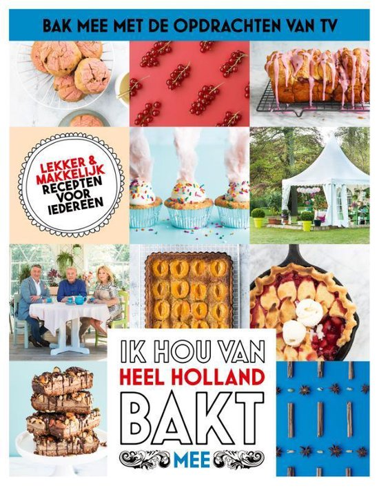 Afbeelding van Heel Holland Bakt mee-Seizoen 2019-2020