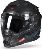 Nexx X.WST2 Unit-X Mat Zwart Blauw  Integraalhelm - Motorhelm - Maat L