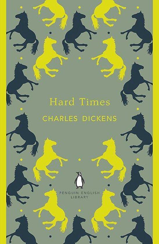 Boek cover Hard Times van Dickens (Paperback)
