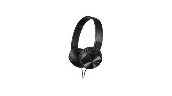 Sony MDR-ZX110NA - On-ear koptelefoon - Zwart