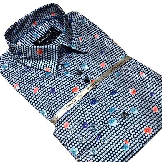 Ferlucci Heren Overhemd S