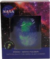 NASA Bath Fizzer - Glow in dark - Licht in het donker - Leuke bruisbal - bath ball - Leuk voor kinderen - Spannend - Alien Bruisbal - Astronaut - Bad Bruisbal Lichtgevend - Unieke badervaring - Schitterende Bruisbal - Badderen - Zeepbal - Badzeep
