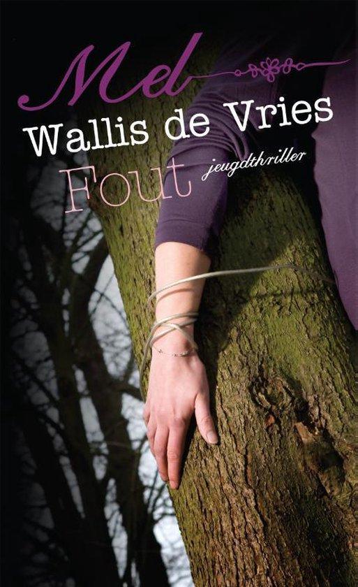 Boek cover Fout van Mel Wallis de Vries (Paperback)