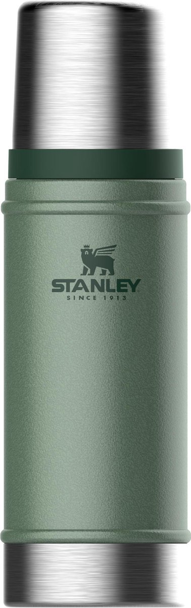 Stanley The Legendary Classic Thermosfles - 470 ml - RVS - Groen