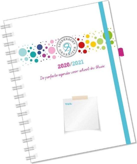 Afbeelding van Leerkracht organizer 2020/2021