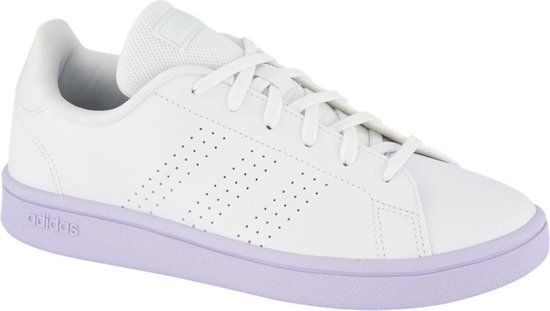 bol.com | adidas Dames Witte Advantage Base - Maat 36