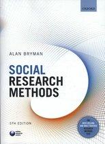 Afbeelding van Social Research Methods