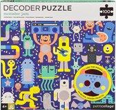 Petit Collage Legpuzzel Monster Jam 100-delig