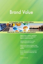Brand Value A Complete Guide - 2020 Edition