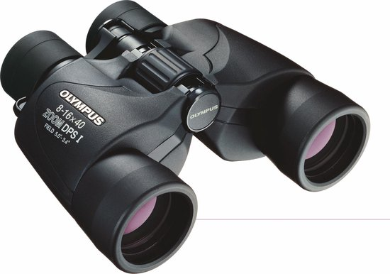 Olympus 8-16 x 40 Zoom DPS-I - Verrekijker - Inclusief tas en riem