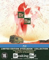 Breaking Bad - The Complete Series (Blu-ray Steelbook Limited Edition)