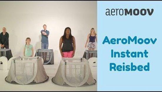 Aeromoov Instant reisbed - Kleur: Grey rock