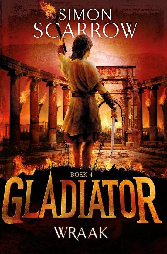 Gladiator / 4 - Wraak - Simon Scarrow |