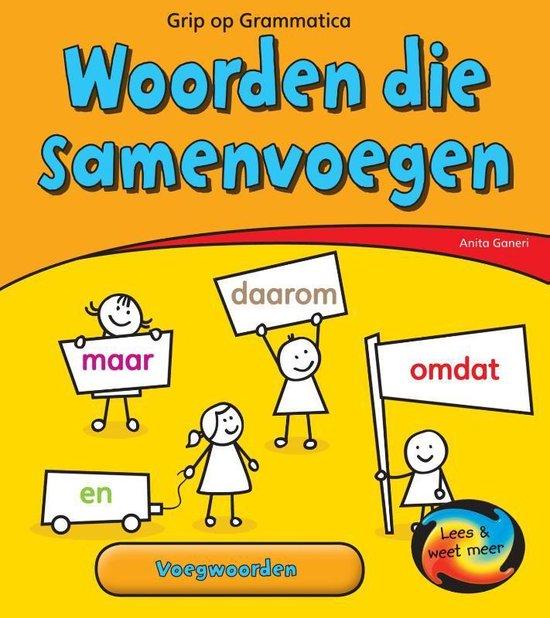 Lees & Weet Meer - Grip op grammatica - Anita Ganeri |