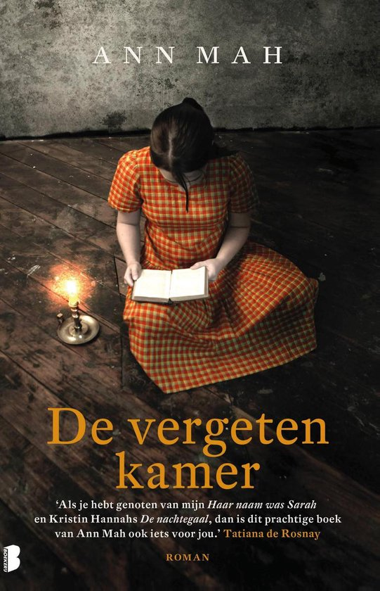 Boek cover De vergeten kamer van Ann Mah (Paperback)