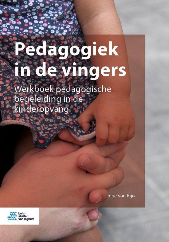 Pedagogiek in de vingers - Inge van Rijn  