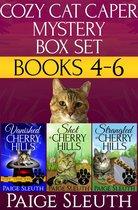 Cozy Cat Caper Mystery Box Set: Books 4-6
