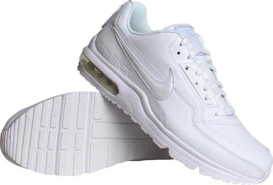 Nike Air Max LTD 3 Heren Sneakers - White/White-White - Maat 43