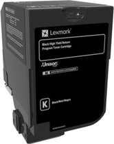 LEXMARK Toner High Yield Return Programme Black for CS720 CS725 20k