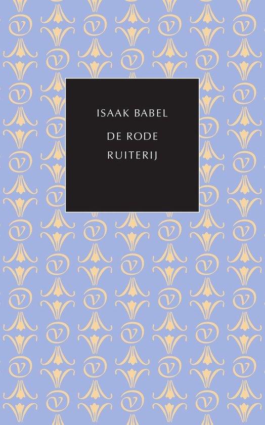 De kleine Russische bibliotheek - De Rode ruiterij - Isaak Babel  