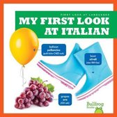 My First Look at Italian