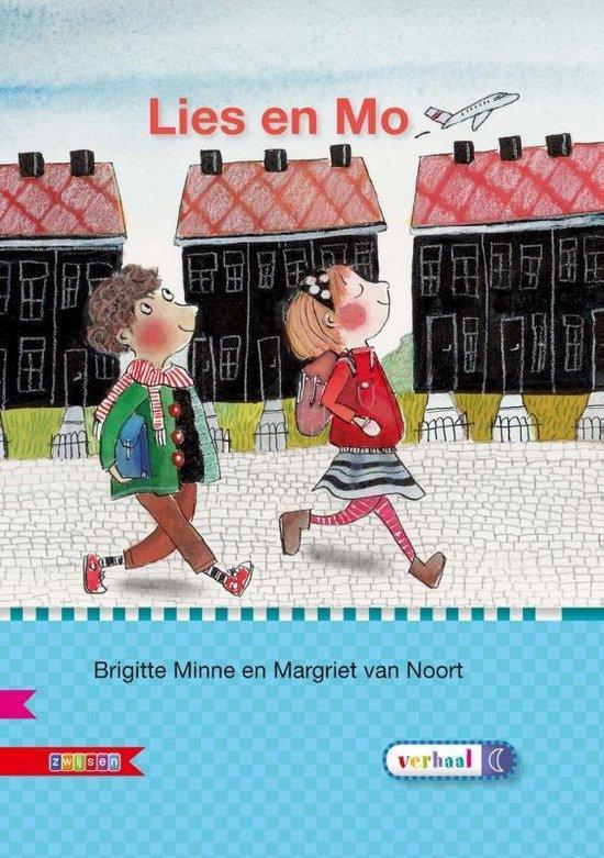 Veilig leren lezen - Lies en Mo AVI M4 - Brigitte Minne |
