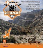OnRoute Motorkaart V5 West-Europa