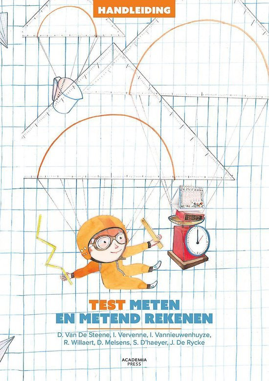 Test meten en metend rekenen - Diane van de Steene pdf epub