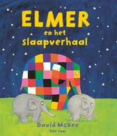 Elmer  -   Elmer en het slaapverhaal
