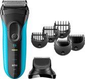 Braun Series 3 Shave&Style 3010BT - Elektrisch Scheerapparaat
